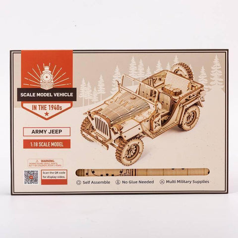 The 20th Century Jolly Building Modelling Kits