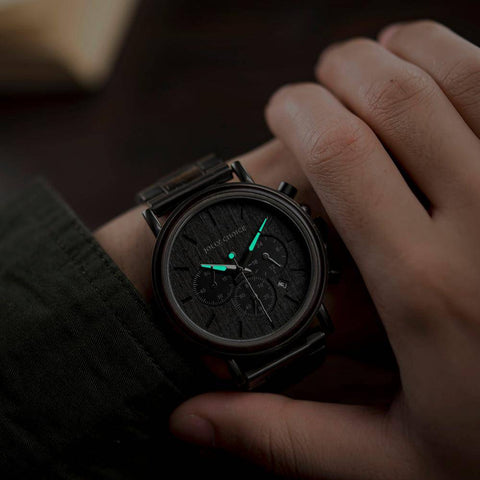 Image of Circadian - Vintage Luminous Handle Watch