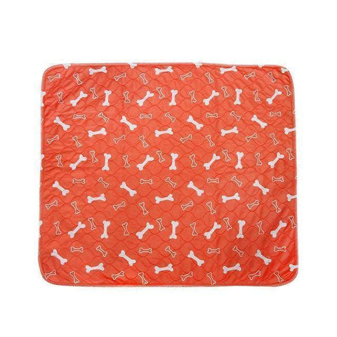 Jolly Dog Reusable Pee-Absorbing Bed Mat