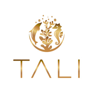 Tali swimwear. Cleaning the Oceans one swimsuit at a time.  Luxurious Italian velvet, bikinis, two-piece, eco-conscious, luxurious swimwear.