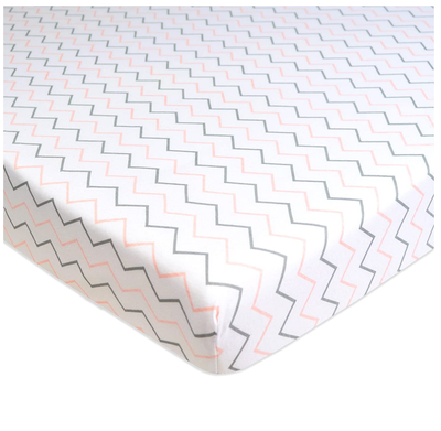 American Baby Knit Fitted Pack N Play Playard Sheet