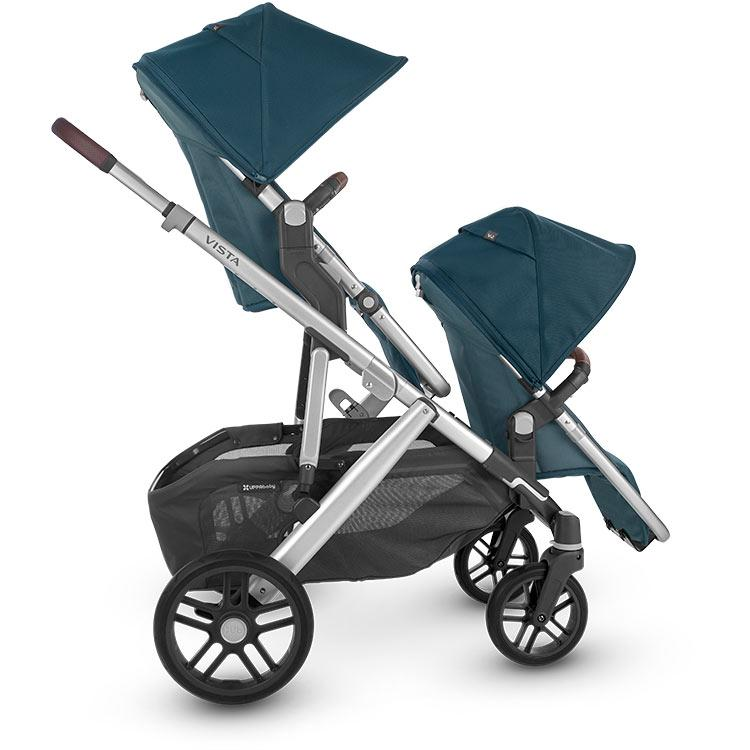 Uppababy RumbleSeat V2 Gregory