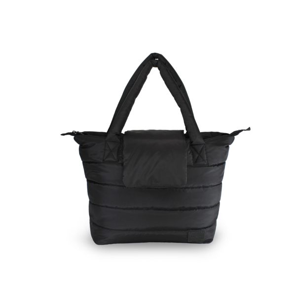 7AM Capri Diaper Bag Black