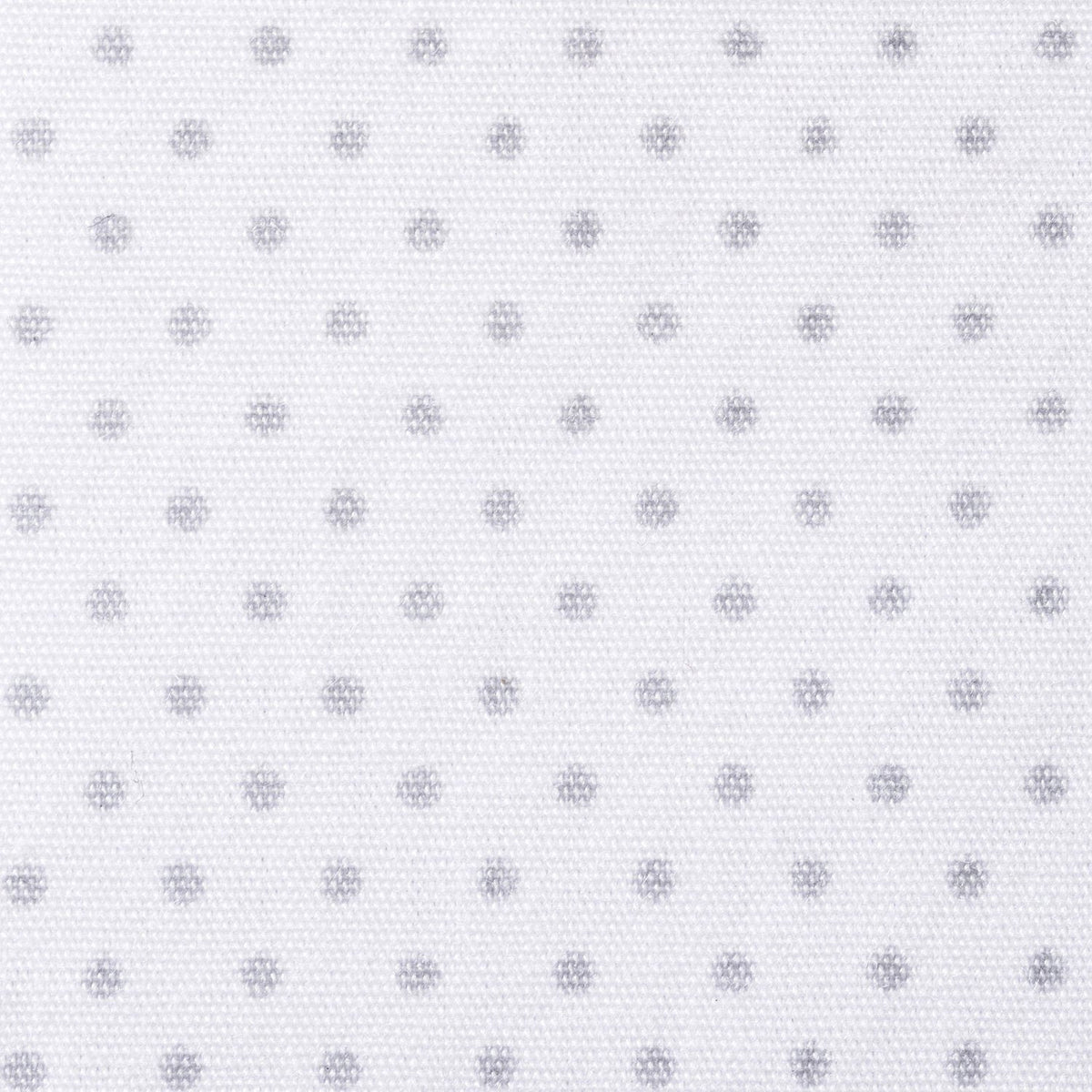 Halo gray pin dot bassinest fitted sheet