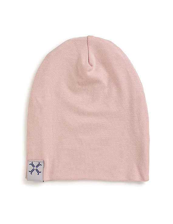 Jacqueline & Jac Blush Beanie-Infant