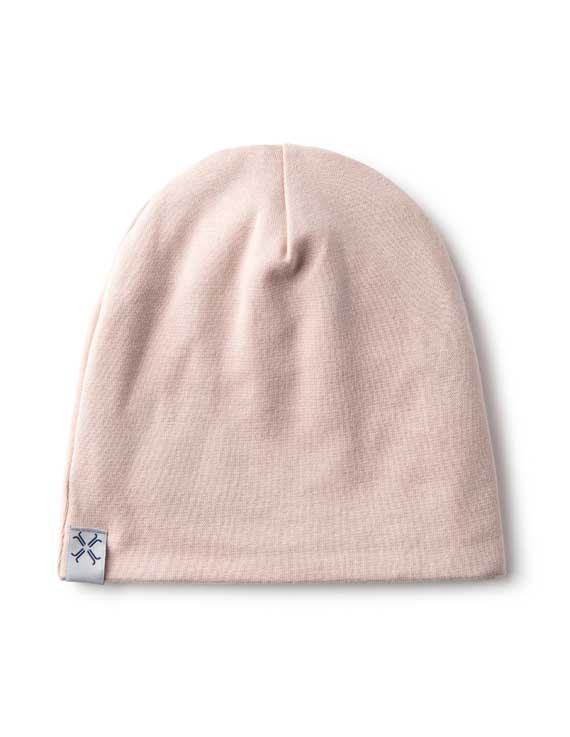 Jacqueline & Jac Blush Winter Knit Beanie