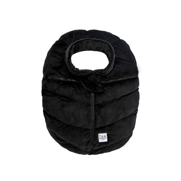 7AM Car Seat Cocoon Velour
