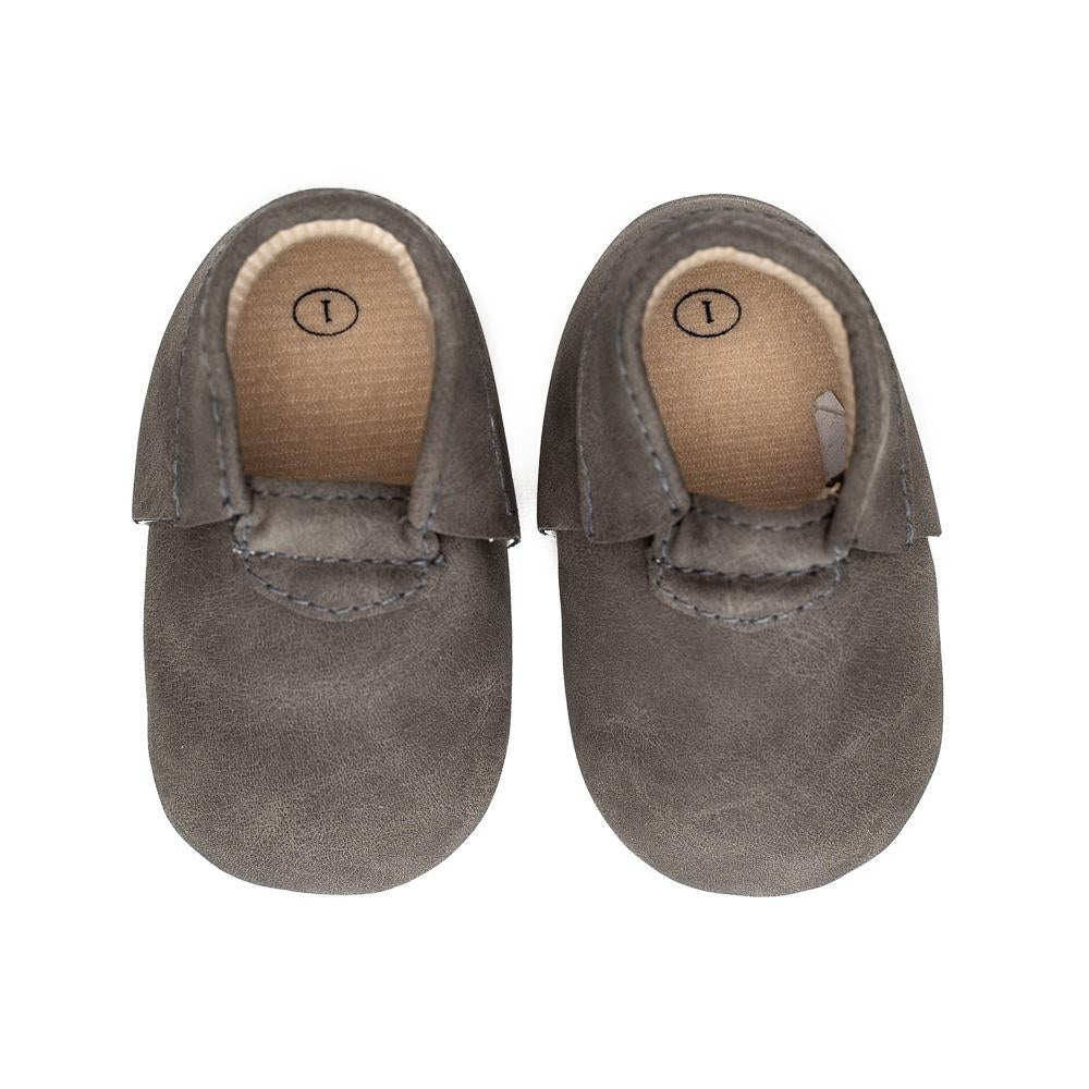 Sweet N Swag Mox Loafer Dark Grey