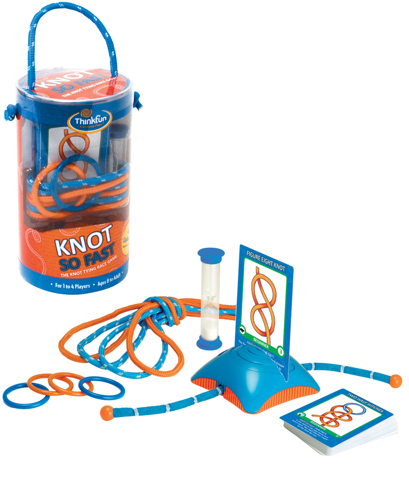 Knot So Fast by Thinkfun