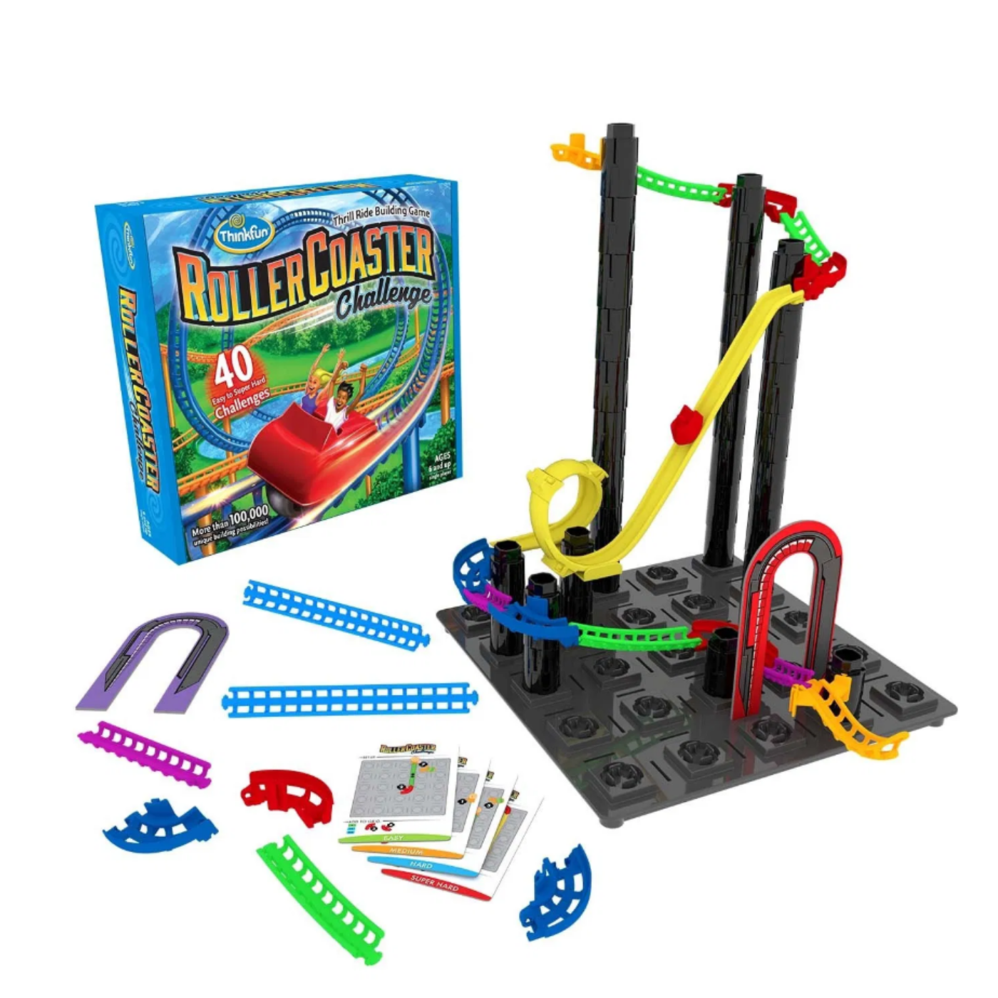 Roller Coaster Challenge™ by Thinkfun