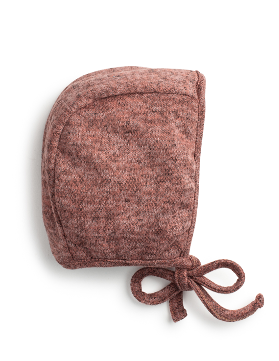 Jacqueline & Jac Rose Knit Bonnet
