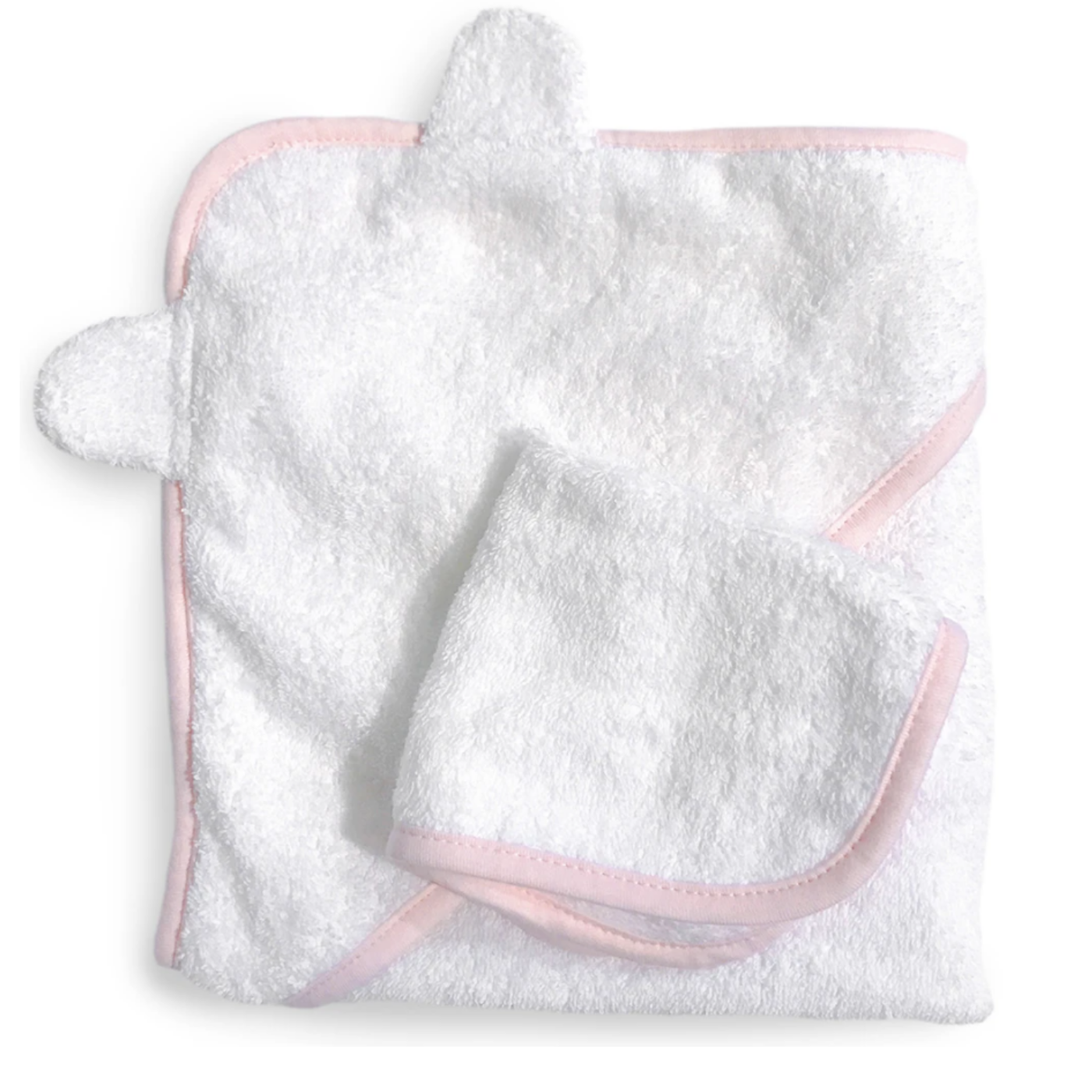 Cotton Hooded Towel Set