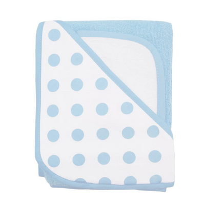 Terry Hooded Towel Set