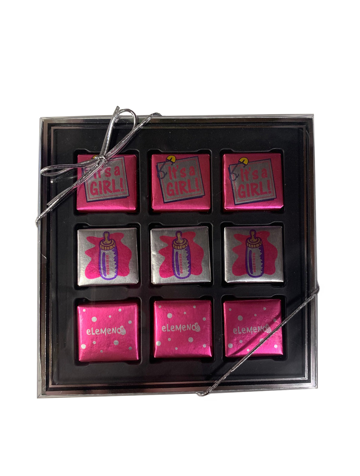 Astor Chocolate ITS A GIRL Gift Box