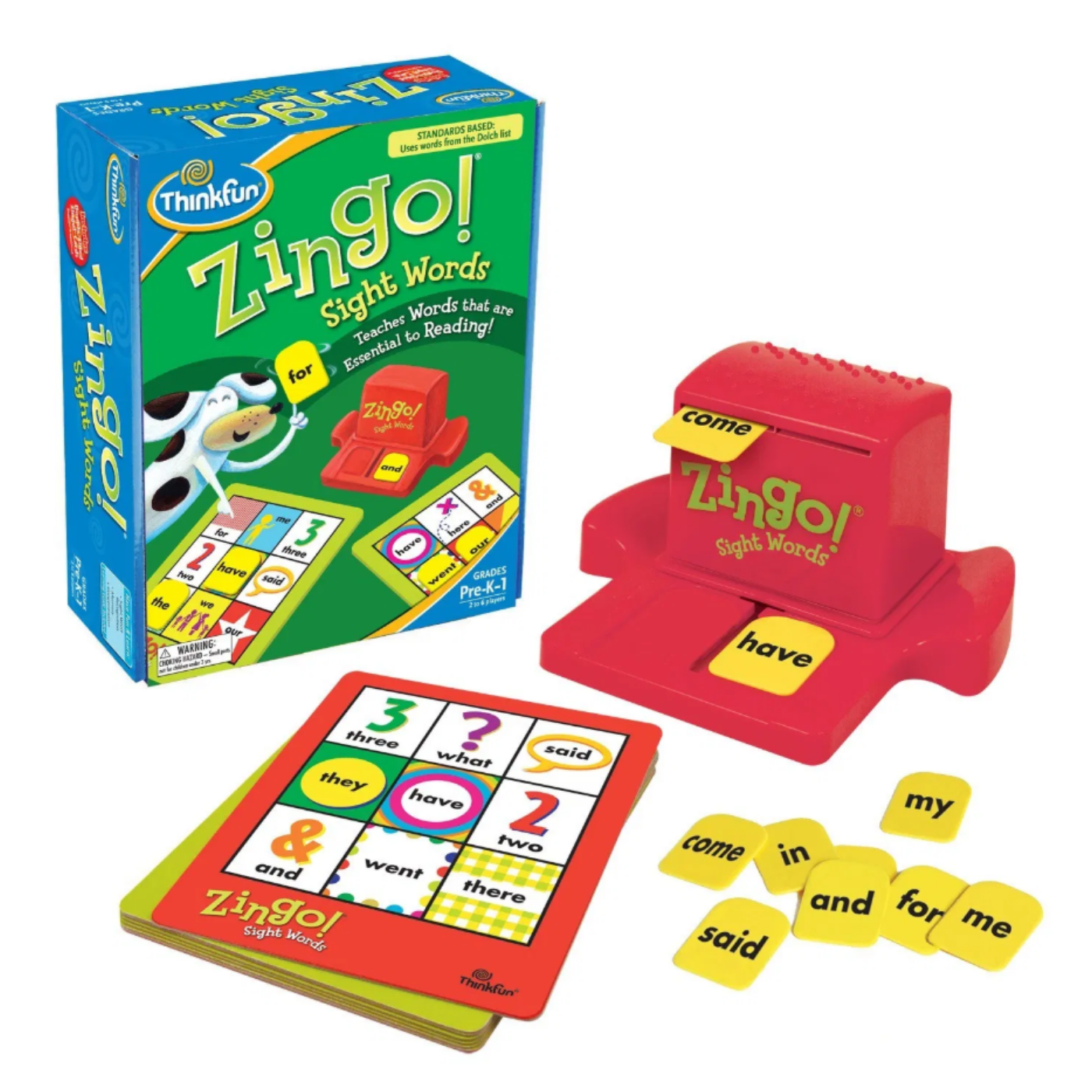 Zingo!® Sight Words by Thinkfun