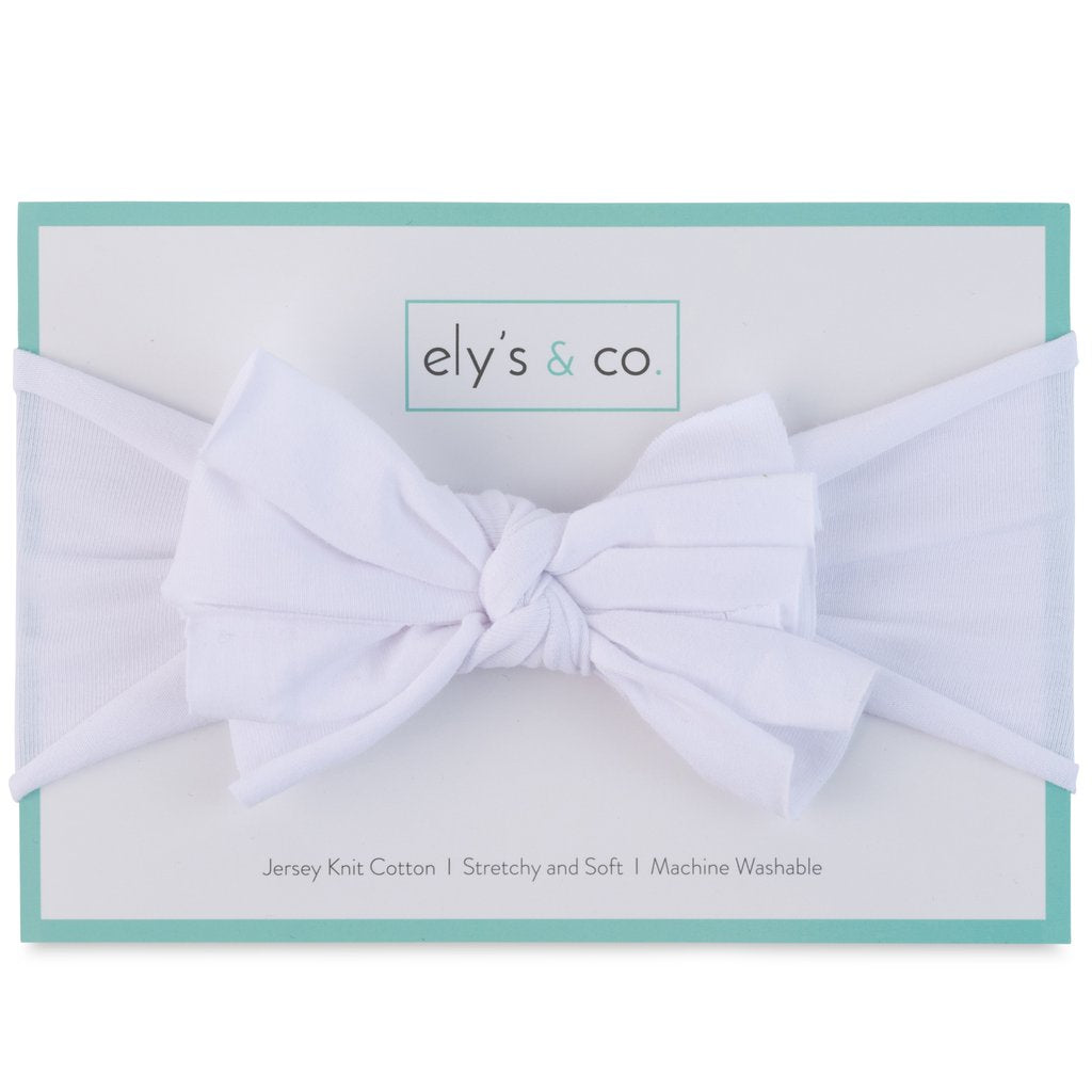 Ely's & Co Headband - White