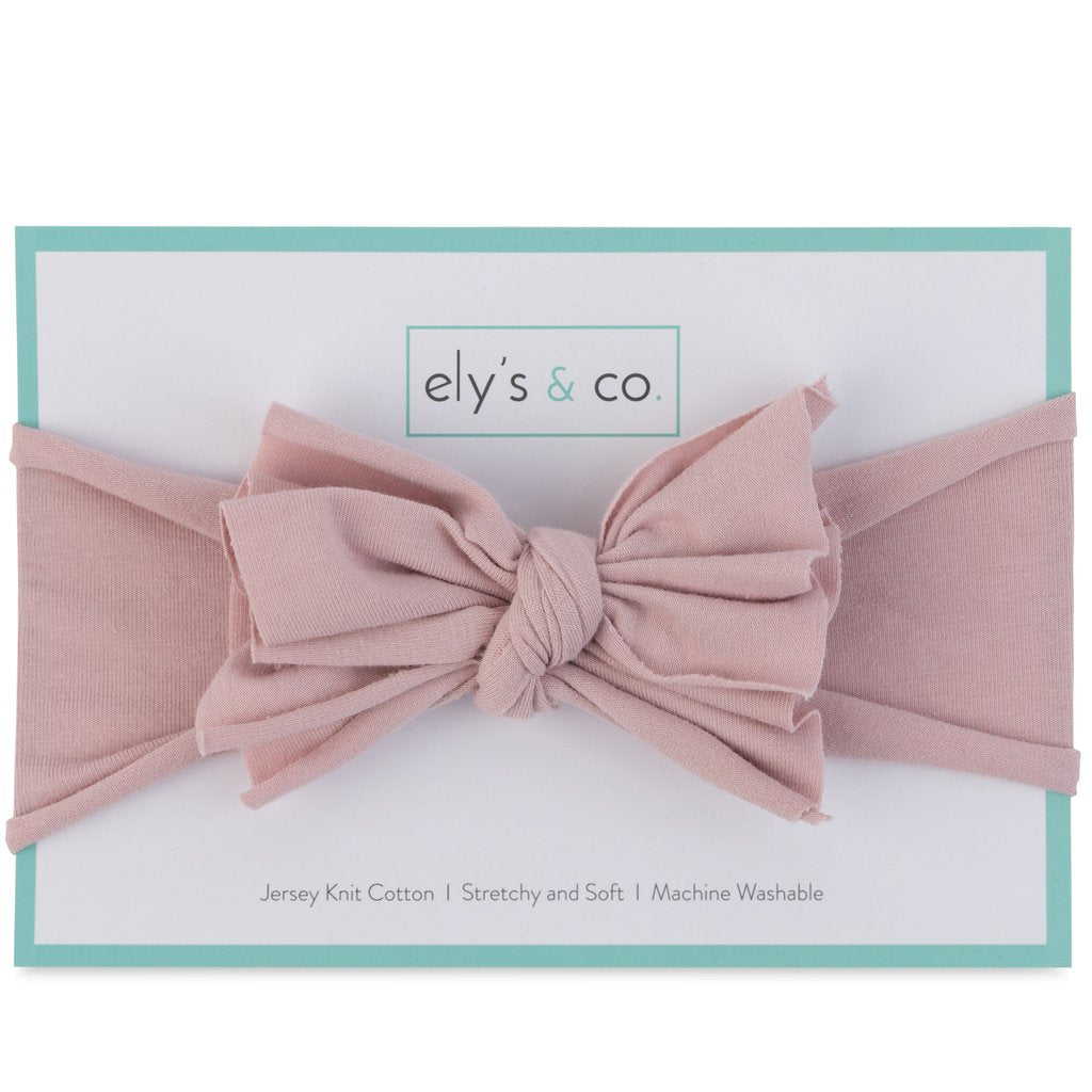Ely's & Co Headband - Mauve Lavender