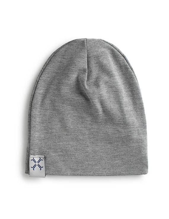 Jacqueline & Jac Beanie Heather Grey
