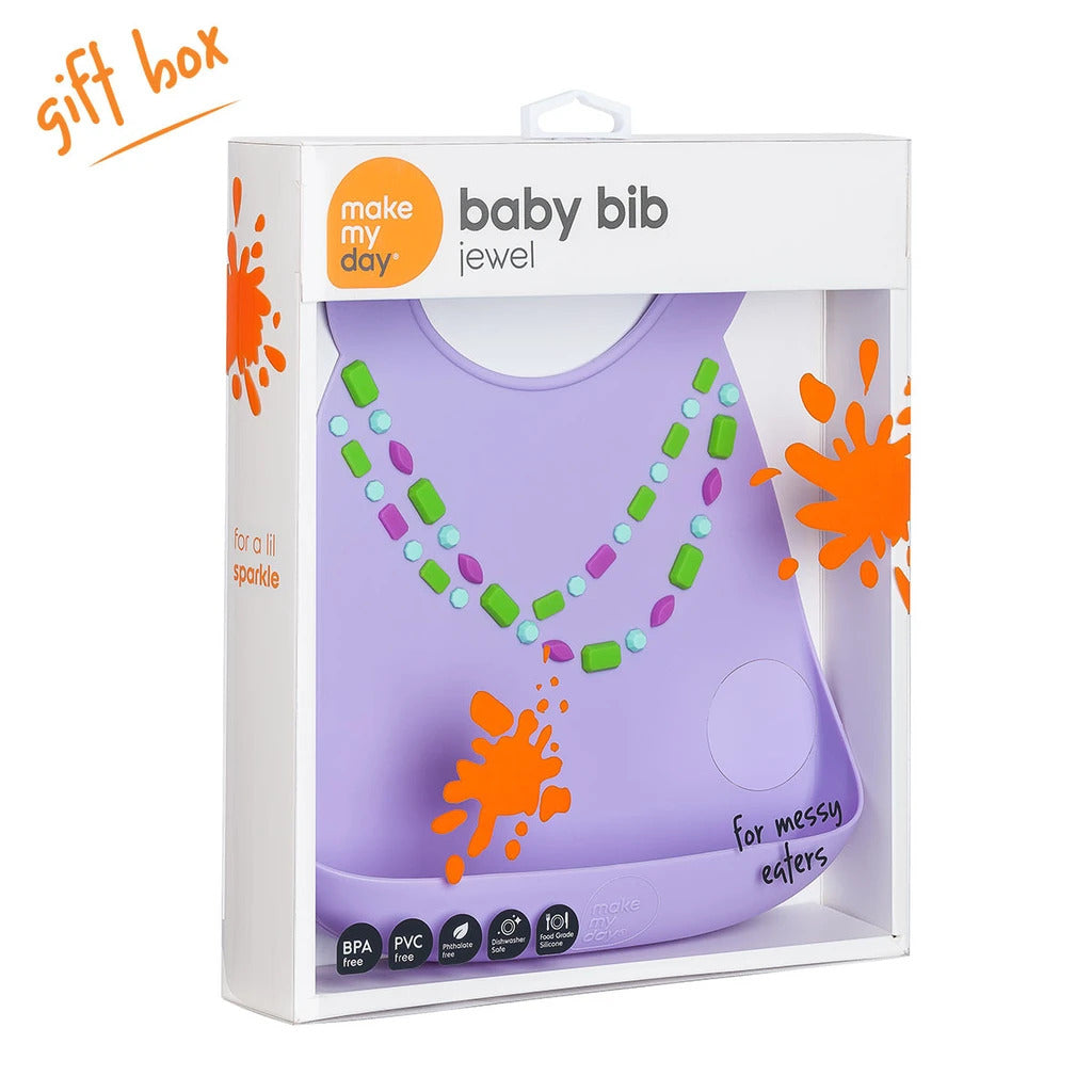 Make My Day For a Lil Sparkle Bib