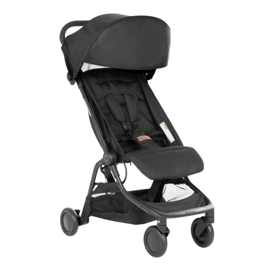 Mountain Buggy Nano Black V3