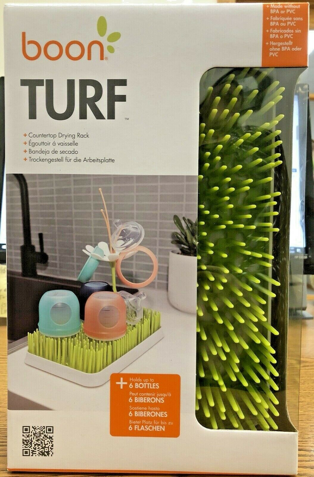 Boon Turf Countertop Drying Rack