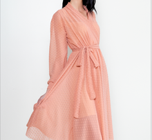 Load image into Gallery viewer, Leah Wrap Dress