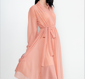 Leah Wrap Dress