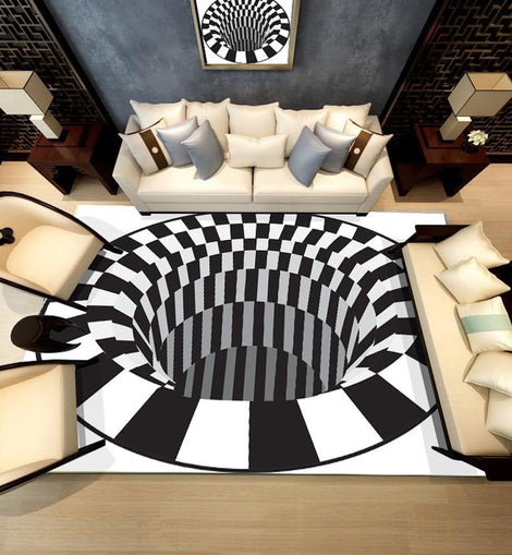 Illusion Rug Collection