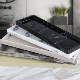 Marble Jewelry Storage Tray
