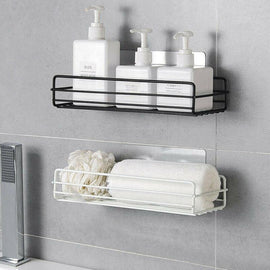 Stainless Steel Bathroom Container Organizer