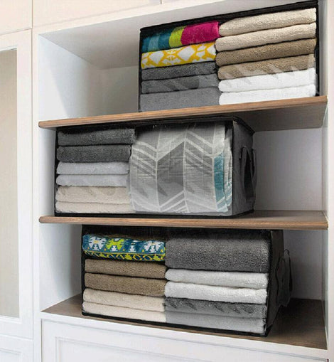 Moisture Proof Clothing Storage