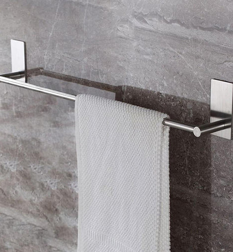 Stainless Steel Fixed Towel Holder