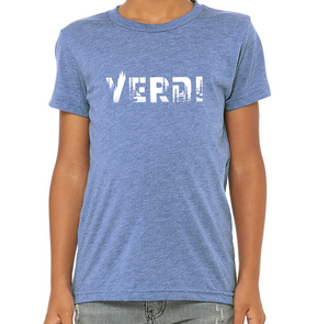 Youth Verdi Short Sleeve Tee