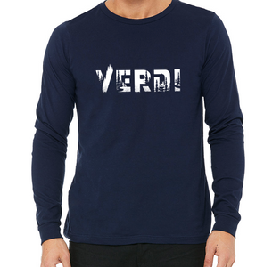 Men's Verdi Long Sleeve Tee