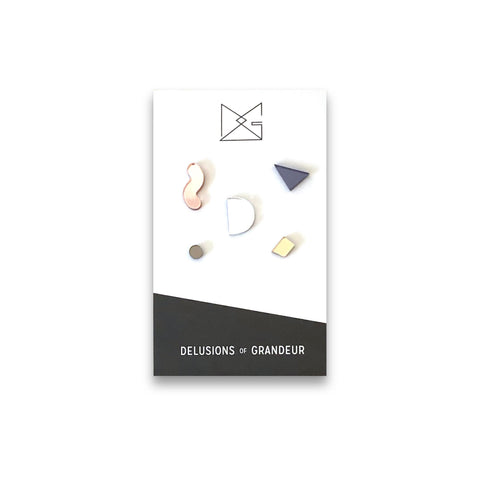 Mix/Match Stud Pack-All Mirror