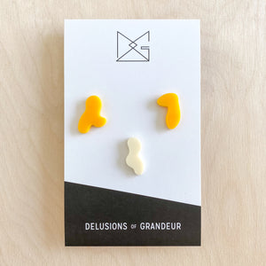 3 UP Mix/Match Stud Pack – Yolk + Bone