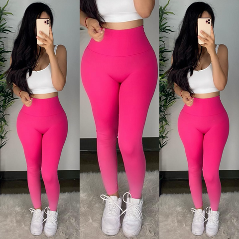 Workout (Ombre) Leggings