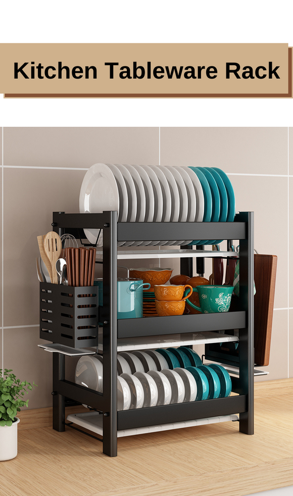 Kitchen Tableware Rack