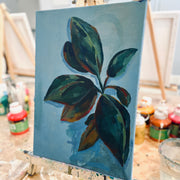 TO 18.2. BOTANICALS Paints and Wine klo 17-19.30