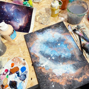 PE 15.1. GALAXIES Paints and Wine klo 17-19