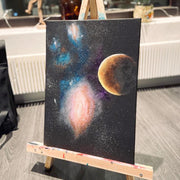 PE 29.1. GALAXIES Paints and Wine klo 17-19