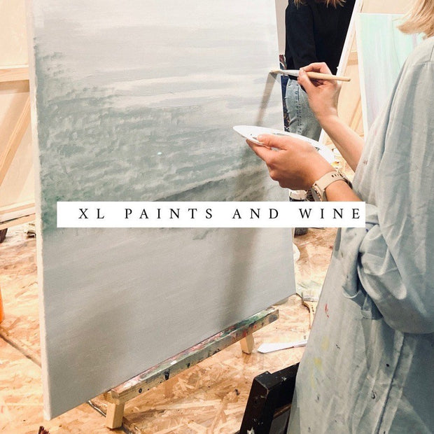 LA 15.5. XL Paints and Wine klo 14-17