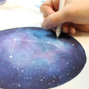 LA 16.1. Paints and Galaxies klo 13-15.30