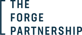 The Forge Partnership text logo
