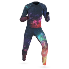 Load image into Gallery viewer, Men's GrapplersPlanet Space Leggings