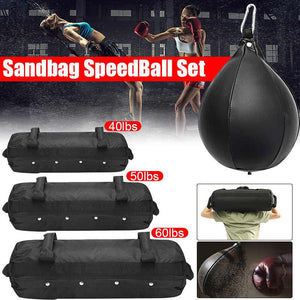 4 Pcs/Set Weightlifting Sandbag