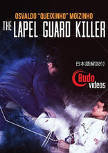 Load image into Gallery viewer, LAPEL GUARD KILLER DVD BY OSVALDO