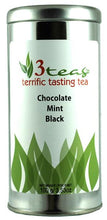 Load image into Gallery viewer, Chocolate Mint Black Tea