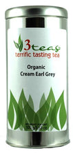 Load image into Gallery viewer, Organic Cream Earl Grey