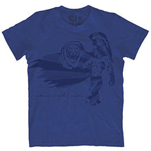 Load image into Gallery viewer, VVV Fight Co - Pledge Blue T-Shirt